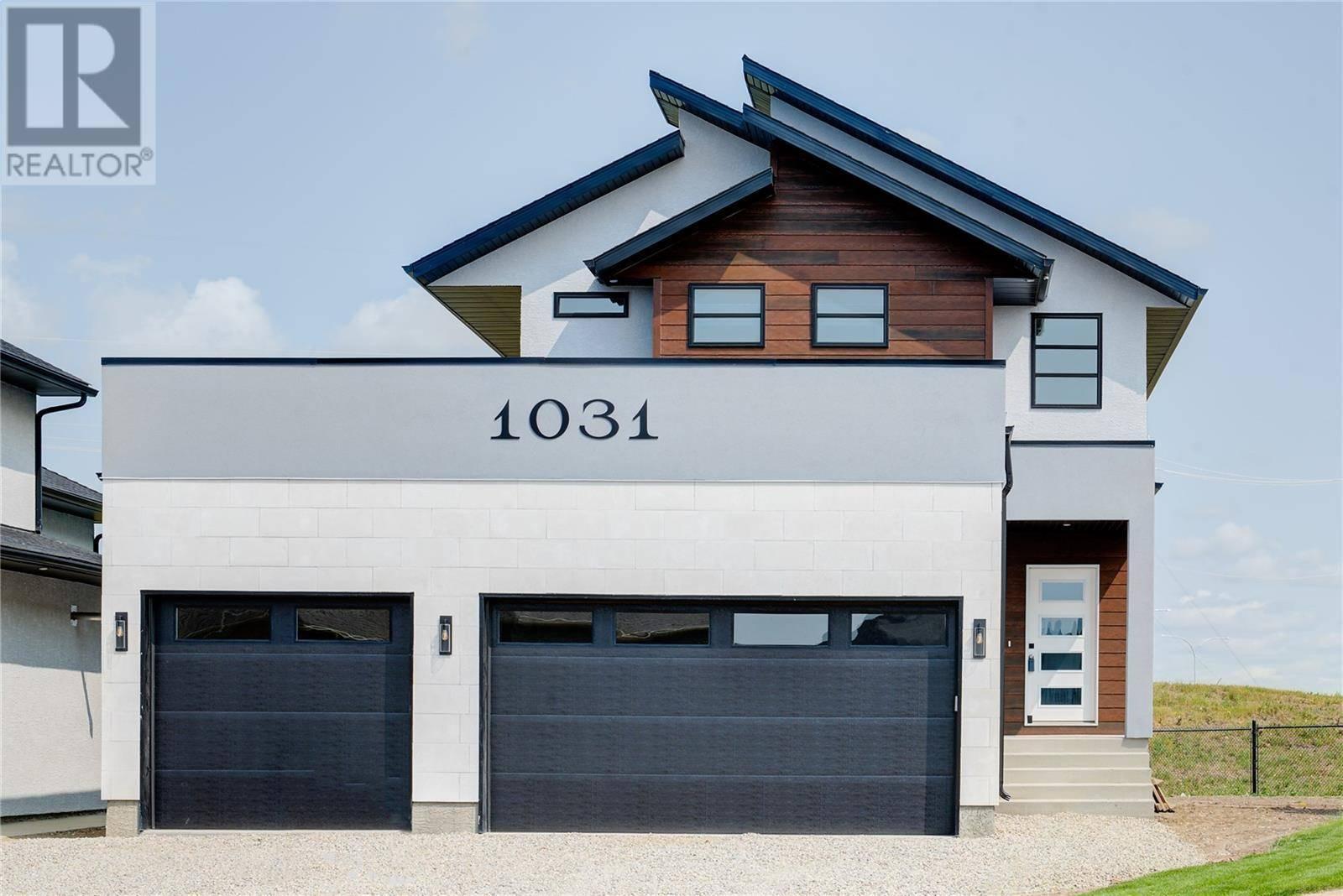 House for sale at 1031 Glacial Shores  Saskatoon Saskatchewan - MLS: SK783826
