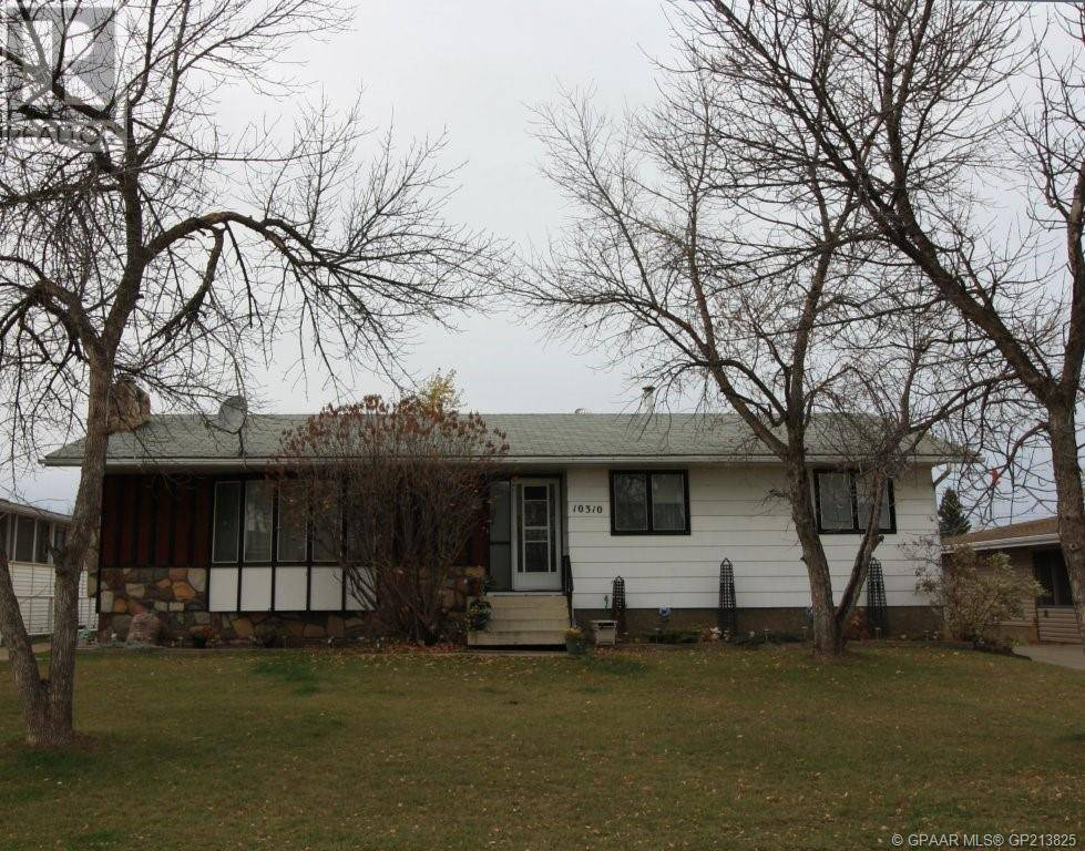 House for sale at 10310 103 St High Level Alberta - MLS: GP213825