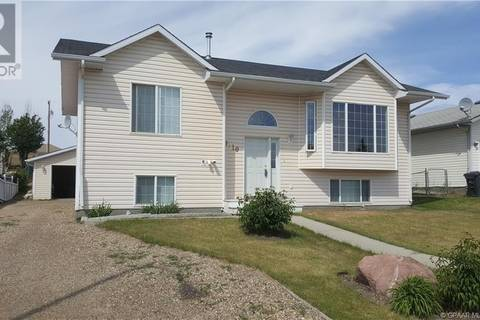 House for sale at 10310 81 St Peace River Alberta - MLS: GP204445