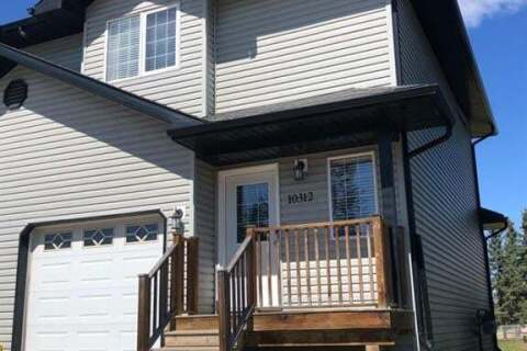 Townhouse for sale at 10312 103 St Hythe Alberta - MLS: A1001458
