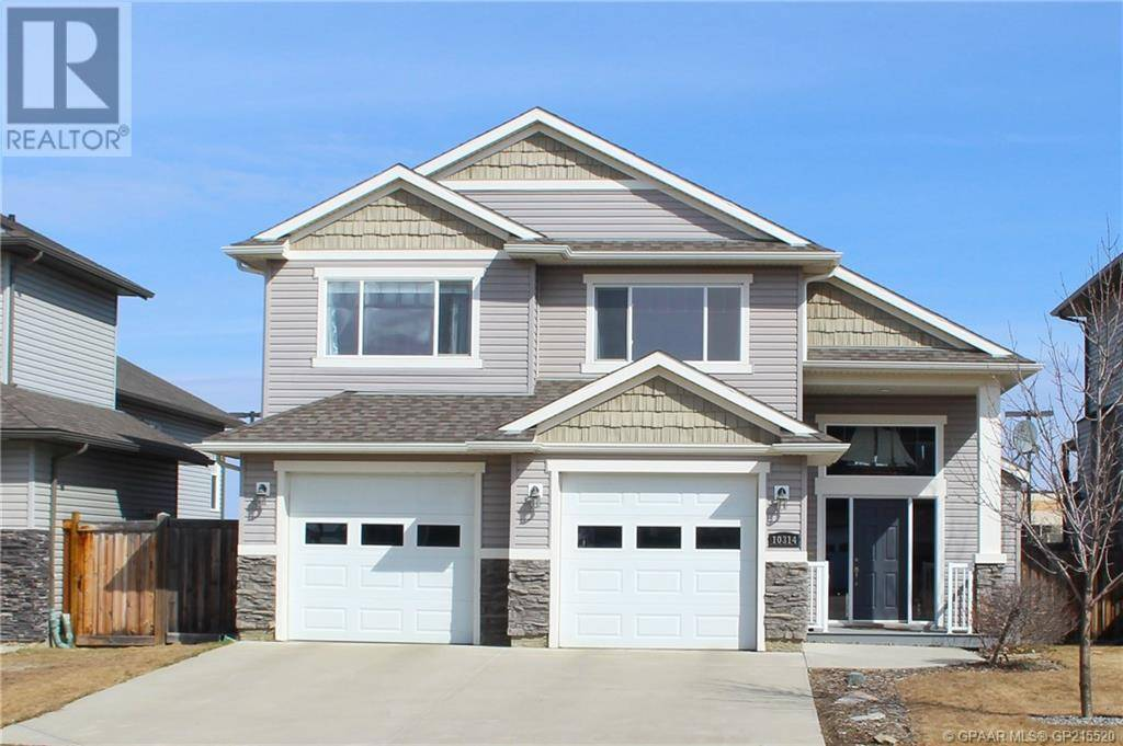 House for sale at 10314 154 Avenue Court Rural Grande Prairie No. 1, County Of Alberta - MLS: GP215520