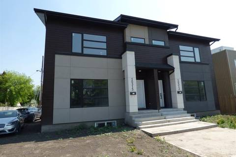 Townhouse for sale at 10315 149 St Nw Edmonton Alberta - MLS: E4160292