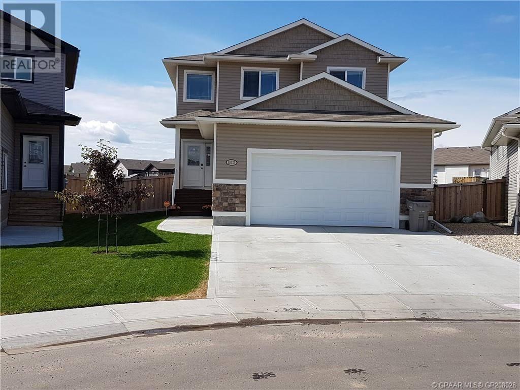 House for sale at 10317 126 Ave Grande Prairie Alberta - MLS: GP208028