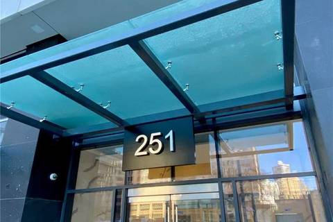Apartment for rent at 251 Jarvis St Unit 1032 Toronto Ontario - MLS: C4698098
