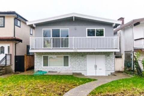 House for sale at 1032 61st Ave E Vancouver British Columbia - MLS: R2510043