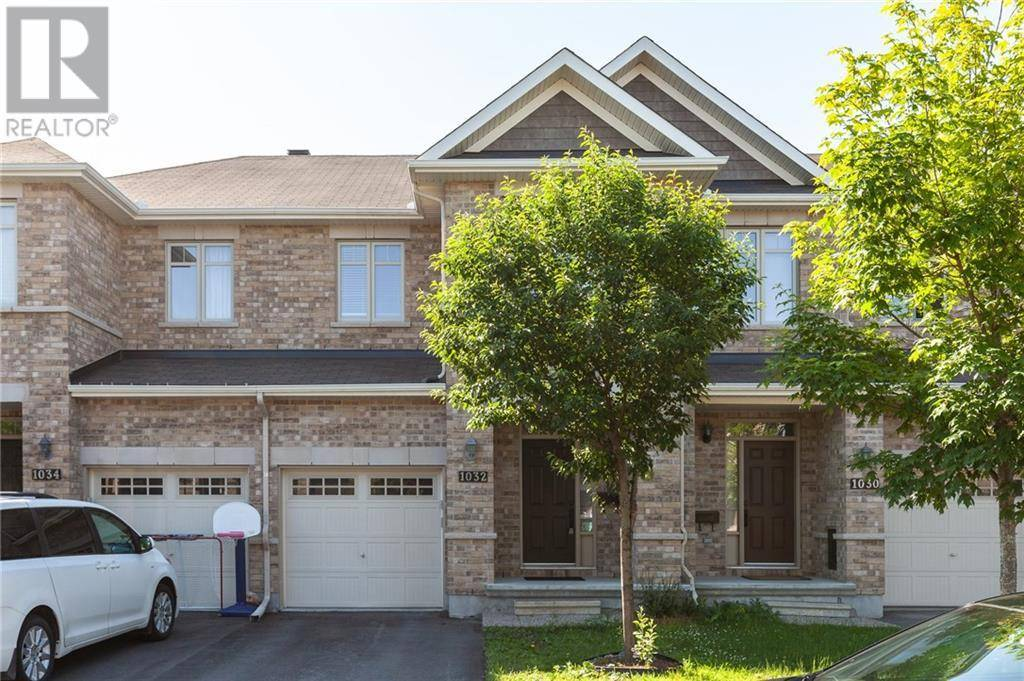 Townhouse for rent at 1032 Ottenbrite Cres Ottawa Ontario - MLS: 1187847