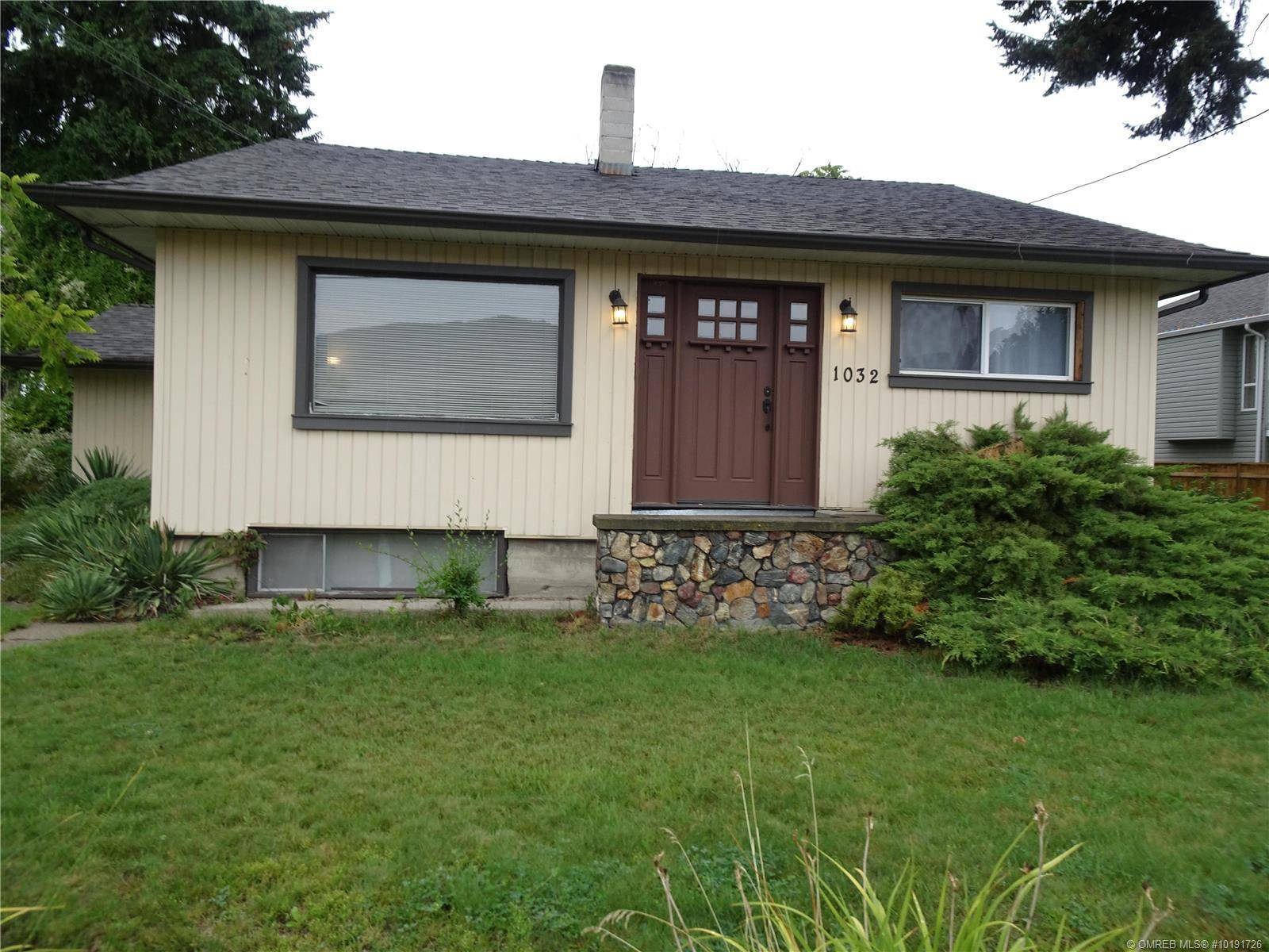 House for sale at 1032 Rutland Rd North Kelowna British Columbia - MLS: 10191726