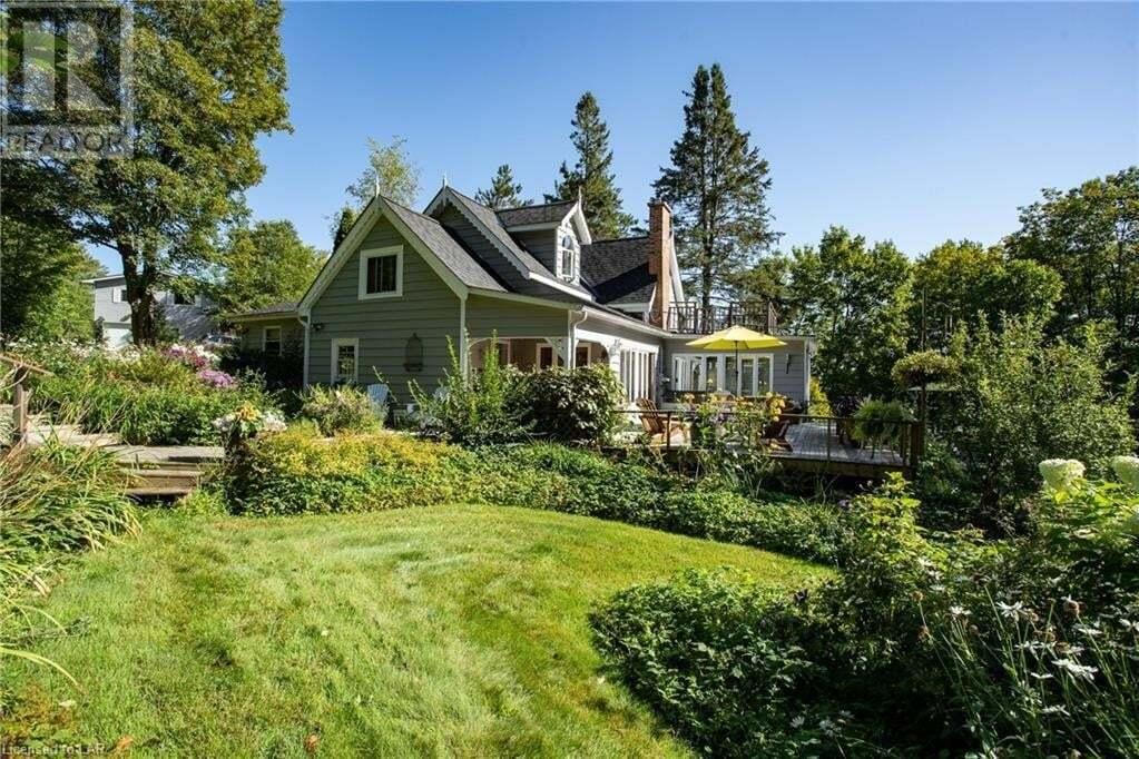 House for sale at 1032 Sepp Rd Muskoka Lakes Ontario - MLS: 252592