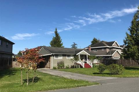 House for sale at 10320 Aragon Rd Richmond British Columbia - MLS: R2444102