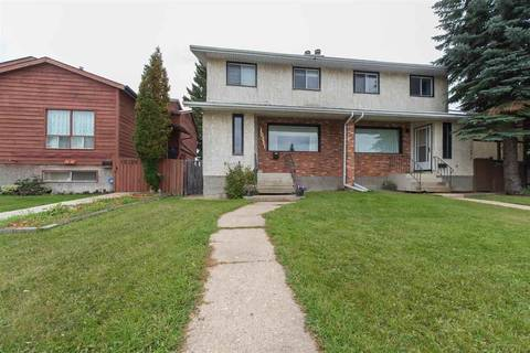 Townhouse for sale at 10321 158 St Nw Edmonton Alberta - MLS: E4152889