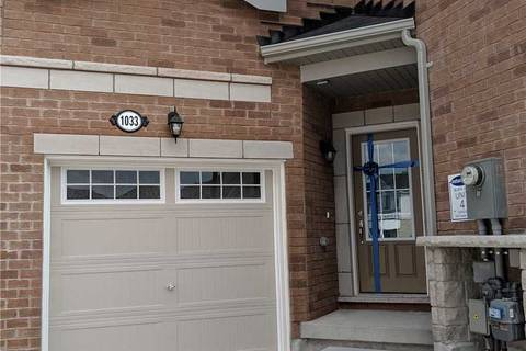 Townhouse for rent at 1033 Cameo St Pickering Ontario - MLS: E4554782