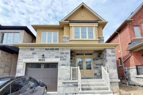 House for rent at 1033 Tigerlily Tr Pickering Ontario - MLS: E4781378