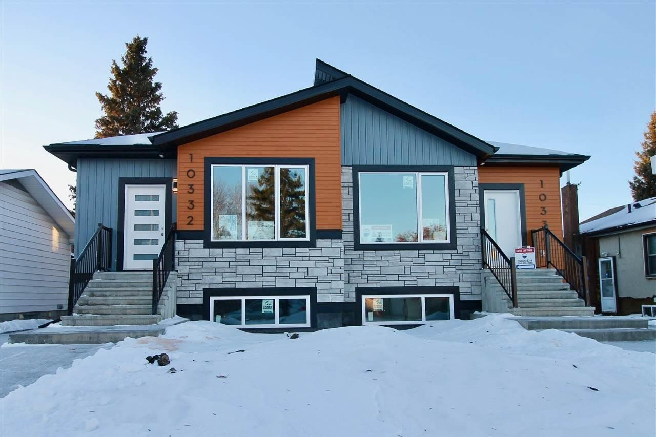 Townhouse for sale at 10332 159 St NW Edmonton Alberta - MLS: E4224063