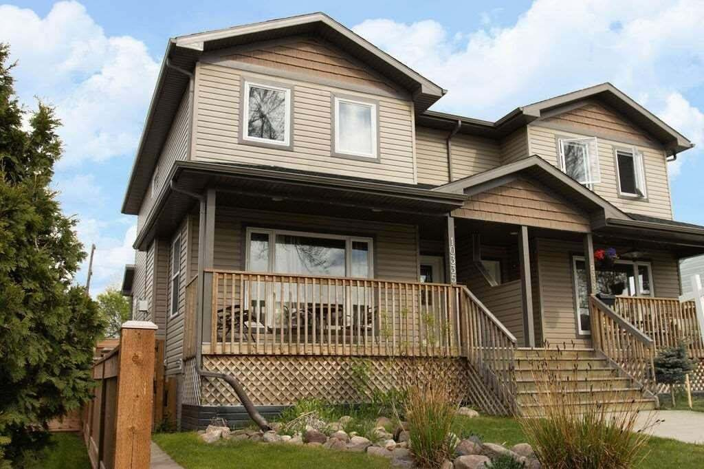 Townhouse for sale at 10335 150 St NW Edmonton Alberta - MLS: E4205409