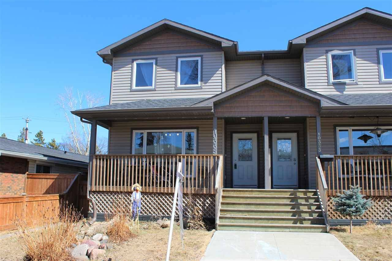 Townhouse for sale at 10335 150 St Nw Edmonton Alberta - MLS: E4189781