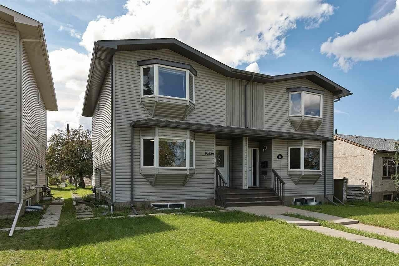 Townhouse for sale at 10336 161 St NW Edmonton Alberta - MLS: E4204929