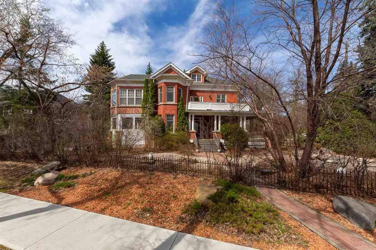 House for sale at 10336 Villa Ave Nw Edmonton Alberta - MLS: E4188461