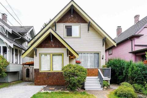 House for sale at 1034 Seventh Ave New Westminster British Columbia - MLS: R2484162