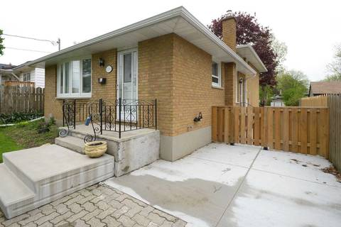 House for sale at 1034 Willow Dr London Ontario - MLS: X4668543