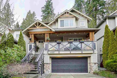 House for sale at 10345 243 St Maple Ridge British Columbia - MLS: R2444698