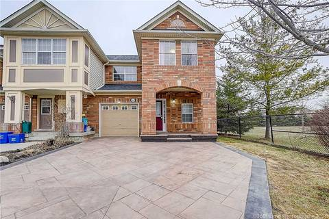 Townhouse for sale at 1035 Barclay Circ Milton Ontario - MLS: W4722965
