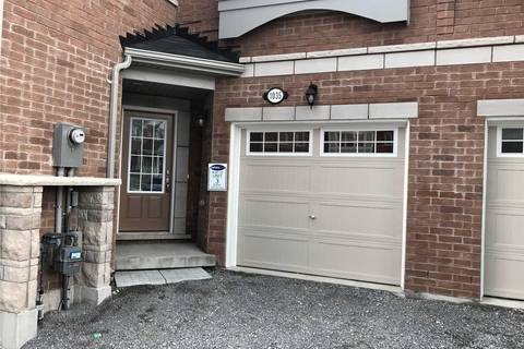 Townhouse for rent at 1035 Cameo St Pickering Ontario - MLS: E4555804