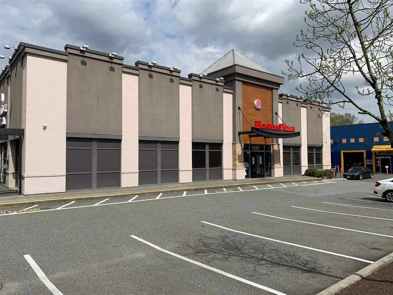 Commercial property for sale at 1035 Lougheed Hy Coquitlam British Columbia - MLS: C8031838