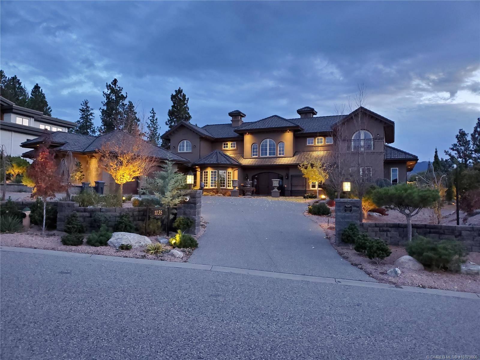 House for sale at 1035 Westpoint Dr Kelowna British Columbia - MLS: 10179866