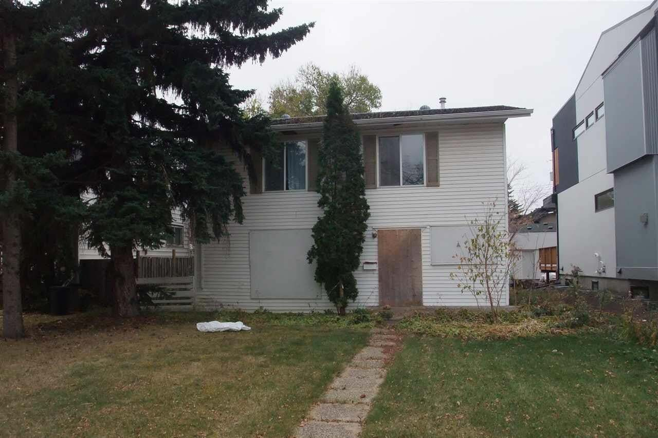 House for sale at 10352 146 St NW Edmonton Alberta - MLS: E4218411