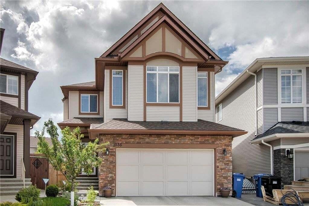 House for sale at 1036 Brightoncrest Gr SE New Brighton, Calgary Alberta - MLS: C4301988