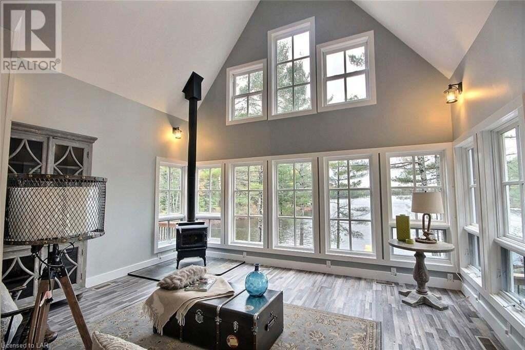 House for sale at 1036 Fish Hook Ln Gravenhurst Ontario - MLS: 276697