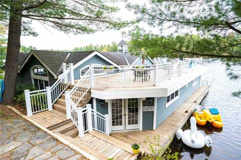 House for sale at 1036 Kings Wy Lake Of Bays Ontario - MLS: X4356987