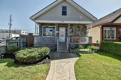House for sale at 1036 Marentette Ave Windsor Ontario - MLS: X4448815