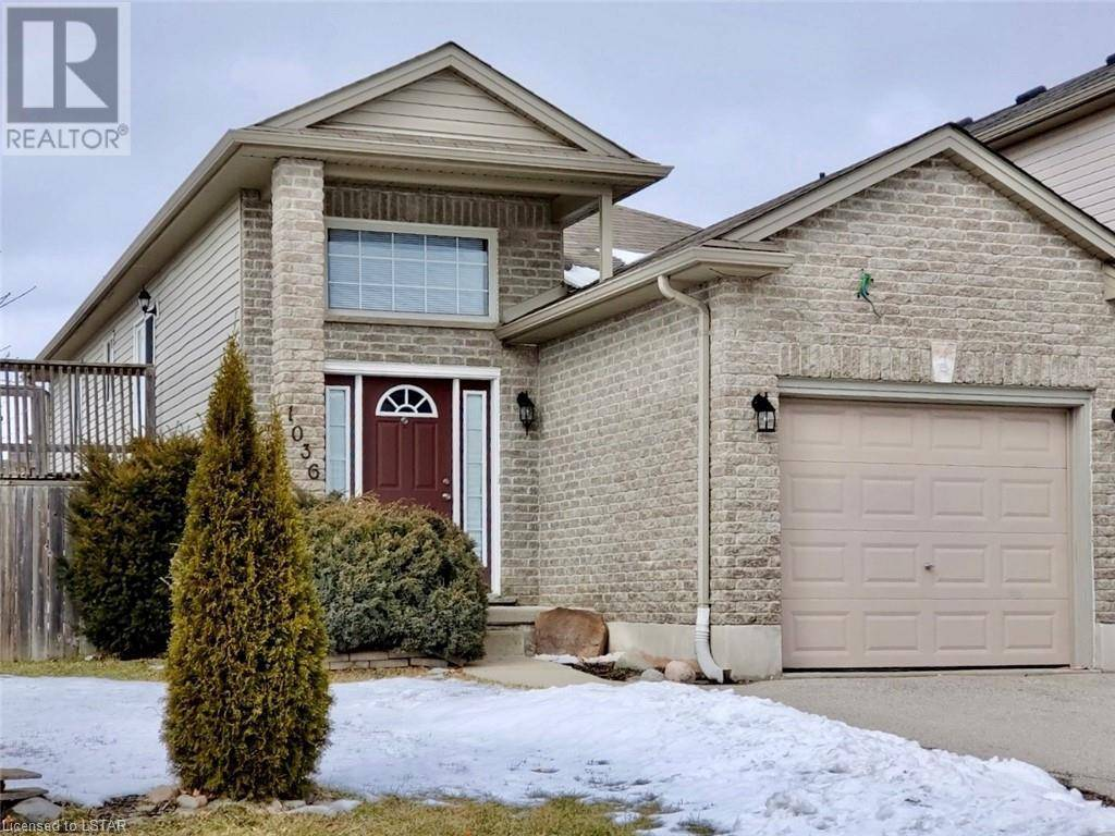 House for sale at 1036 Marigold St London Ontario - MLS: 245711