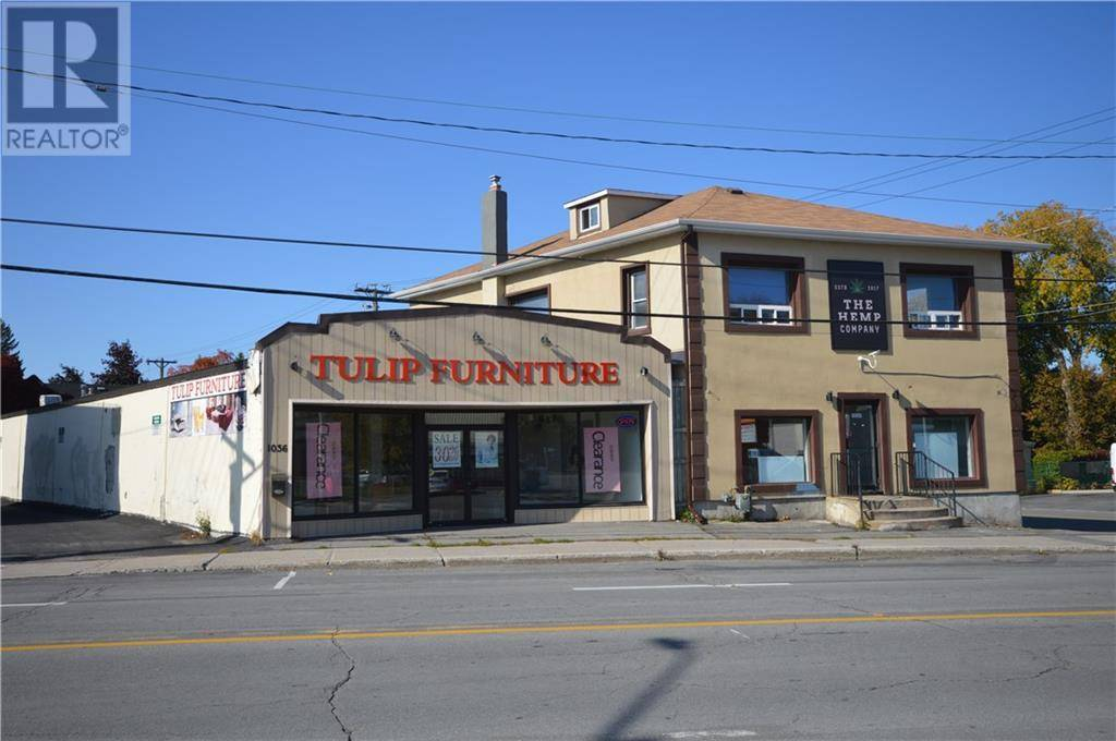Commercial property for sale at 1036 Merivale Rd Ottawa Ontario - MLS: 1172538