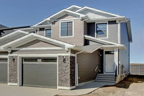 Townhouse for sale at 1036 Seton Circ Southeast Calgary Alberta - MLS: C4237803