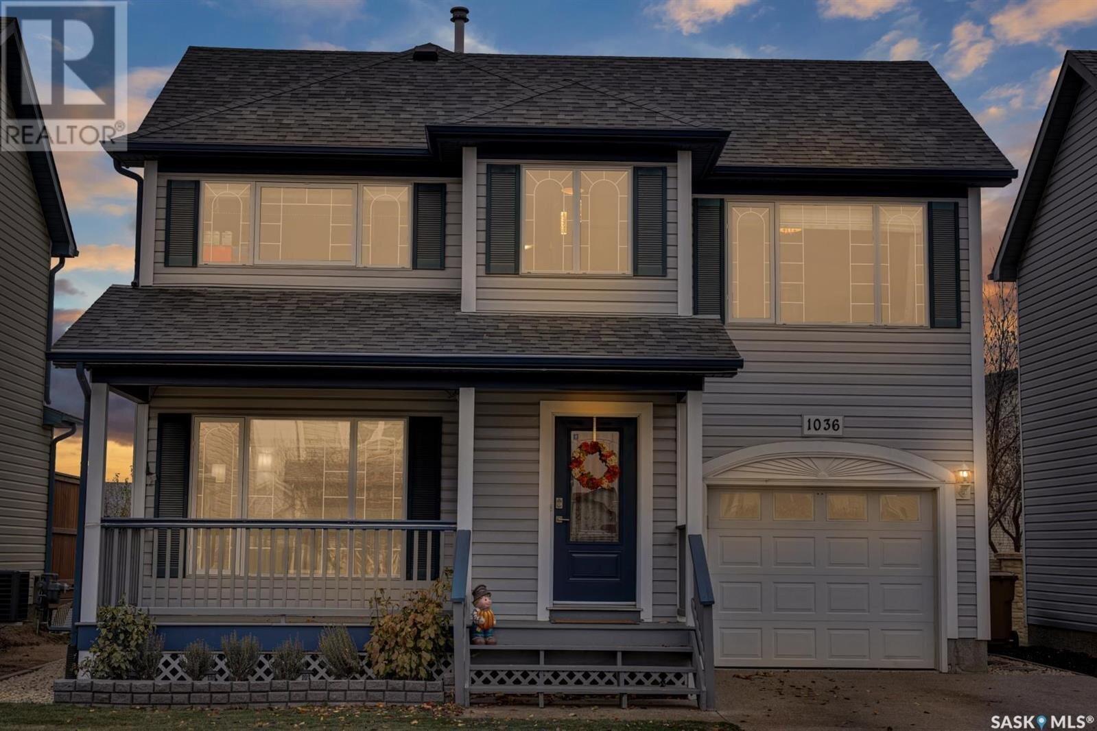 House for sale at 1036 Snowberry Wy N Regina Saskatchewan - MLS: SK834884