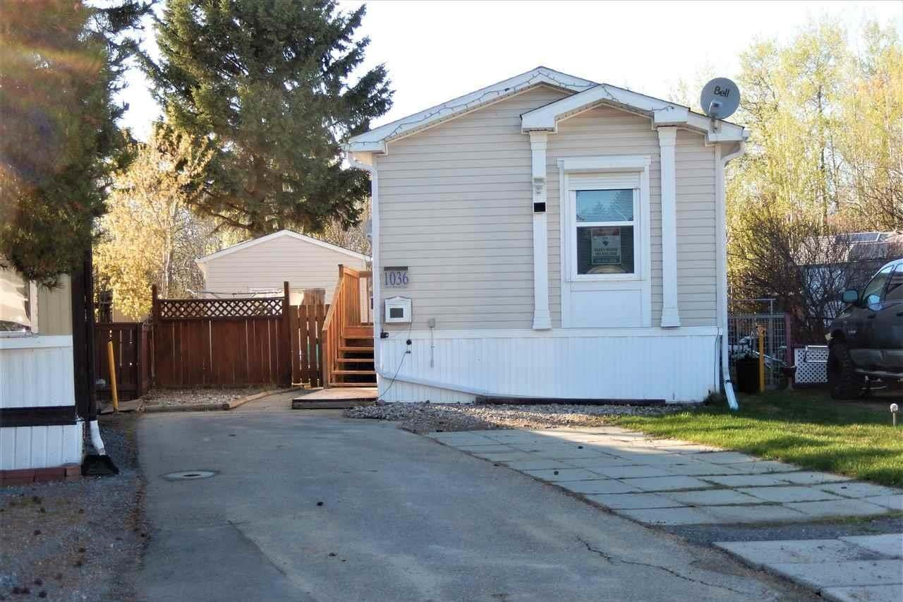 Home for sale at 1036 West Mount Cr NW Edmonton Alberta - MLS: E4196633