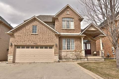 House for sale at 1037 Kestell Blvd Oakville Ontario - MLS: W4693776