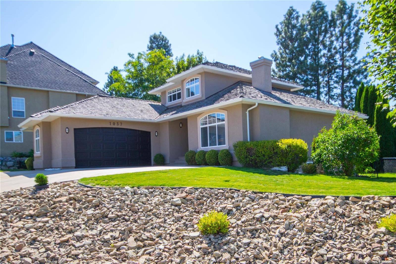 House for sale at 1037 Skeena Dr Kelowna British Columbia - MLS: 10190492