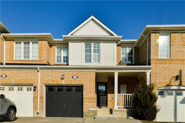 For Sale: 1037 Timmer Place, Milton, ON | 3 Bed, 4 Bath Townhouse for $669,000. See 12 photos!