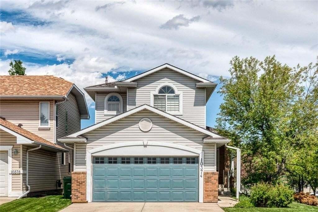 House for sale at 10374 Hidden Valley Dr NW Hidden Valley, Calgary Alberta - MLS: C4302872