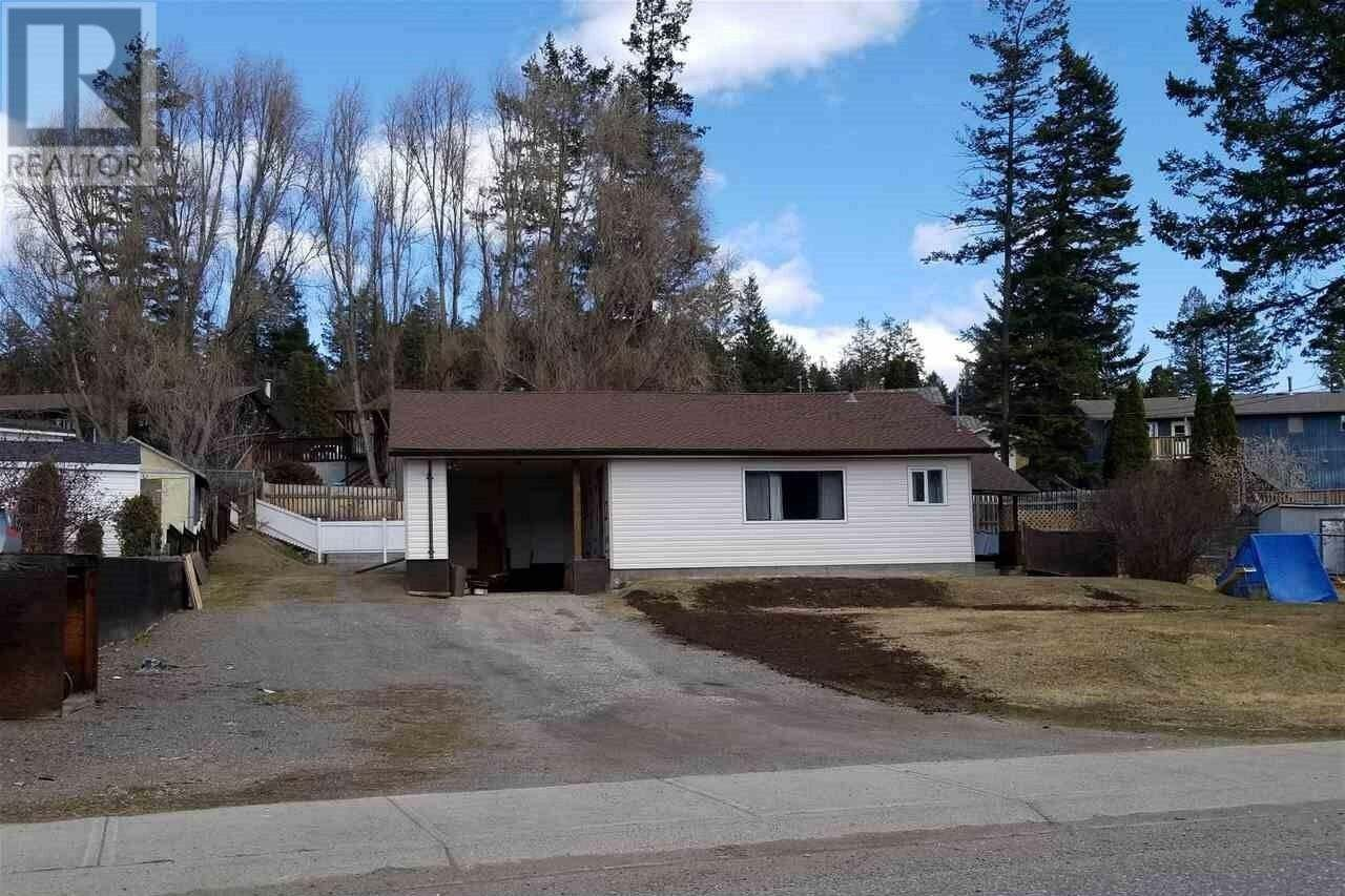 House for sale at 1038 Dairy Rd Williams Lake British Columbia - MLS: R2450281