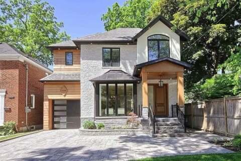 House for sale at 1038 Royal York Rd Toronto Ontario - MLS: W4810635