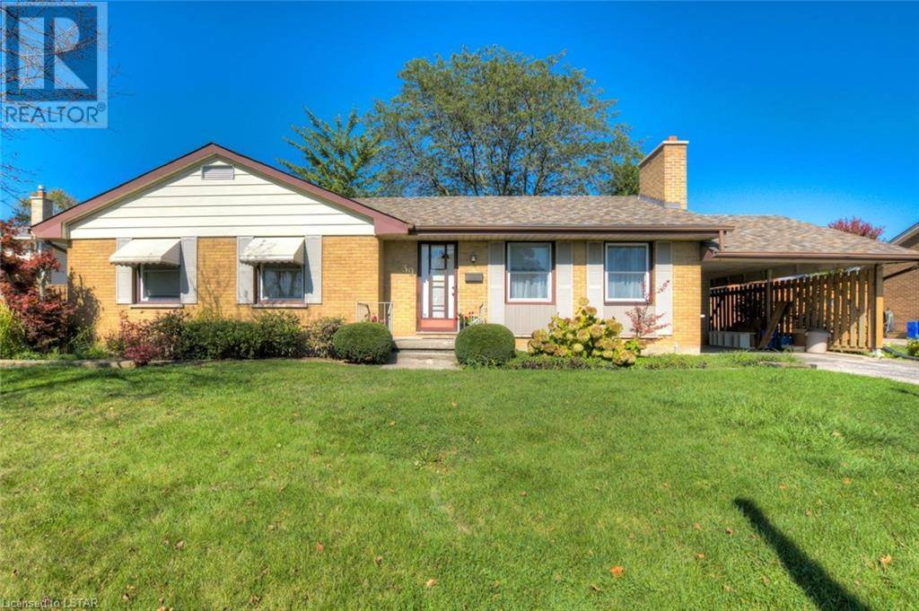 House for sale at 1039 Guildwood Blvd London Ontario - MLS: 227876