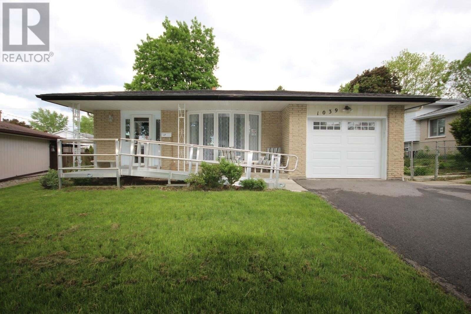 House for sale at 1039 Hudson Dr Kingston Ontario - MLS: K20002706