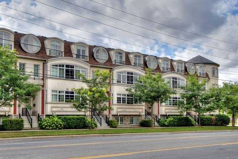 Townhouse for rent at 103 Finch Ave Toronto Ontario - MLS: C4591432