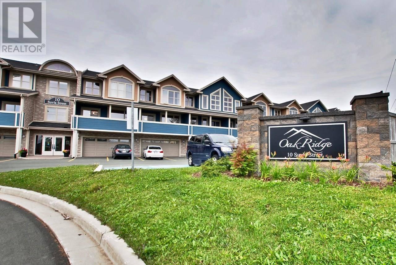 House for sale at 10 Suvla St Unit 104 St. John's Newfoundland - MLS: 1199685