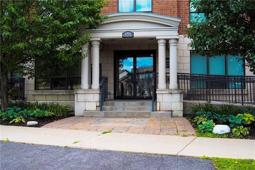 Condo for sale at 1005 Beauparc Pt Unit 104 Ottawa Ontario - MLS: 1170578