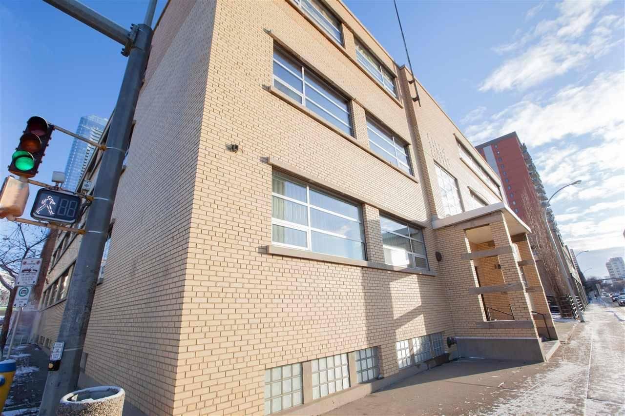 Condo for sale at 10355 105 St Nw Unit 104 Edmonton Alberta - MLS: E4182327